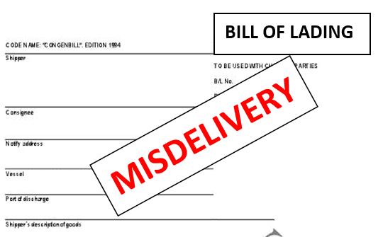 ¿Es aplicable el plazo de prescripción de un año de las Reglas de La Haya incluso para casos de entrega sin BL? El MV The Alhani
